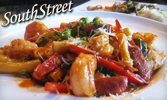 SouthStreet Dining - Northwest Harris: $20 for $40 Worth of Upscale New American Fare at SouthStreet Dining in Tomball