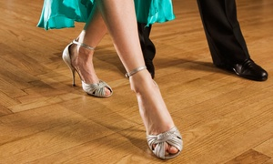 The Dancing Feeling: 6 or 10 Dance Lessons at The Dancing Feeling  (Up to 71% Off)
