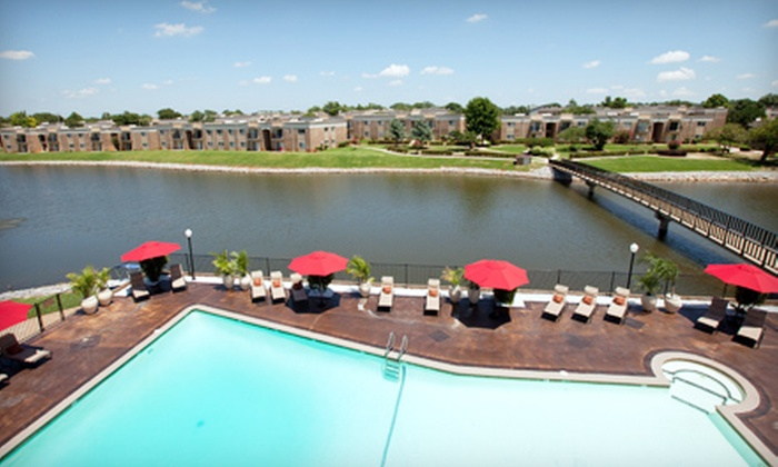 Isola Bella - Oklahoma City, OK: $56 for a One-Night Stay for Up to Four at Isola Bella with Breakfast and Dinner Included ($113 Value)