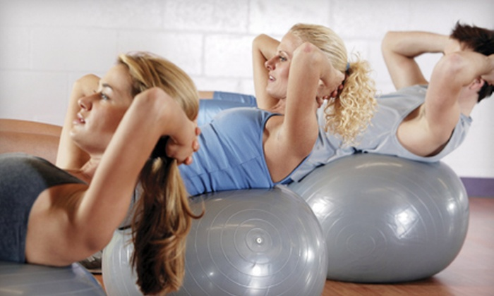Top Notch Fitness - Westmont: $19 for Five Fitness Classes at Top Notch Fitness in Westmont ($75 Value)