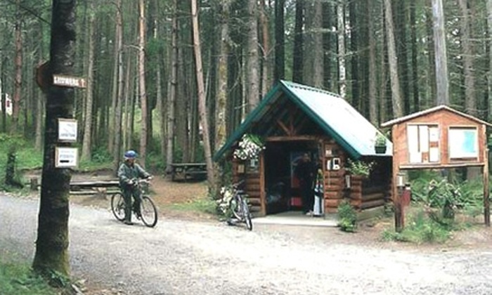 Camp Dakota - Scotts Mills: $105 for a Two-Night Camping, Paintball, and Zip Line Package For Two at Camp Dakota ($212 Value)