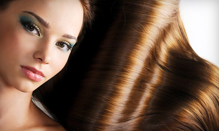 Hair Majesty - La Sierra South: $99 for a Brazilian Blowout at Hair Majesty in Riverside ($300 Value)
