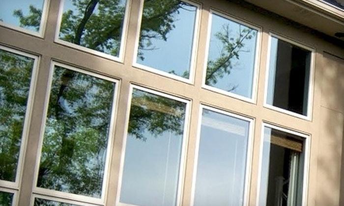 Paneless Window Cleaning - Rockford: Window or Gutter Cleaning from Paneless Window Cleaning