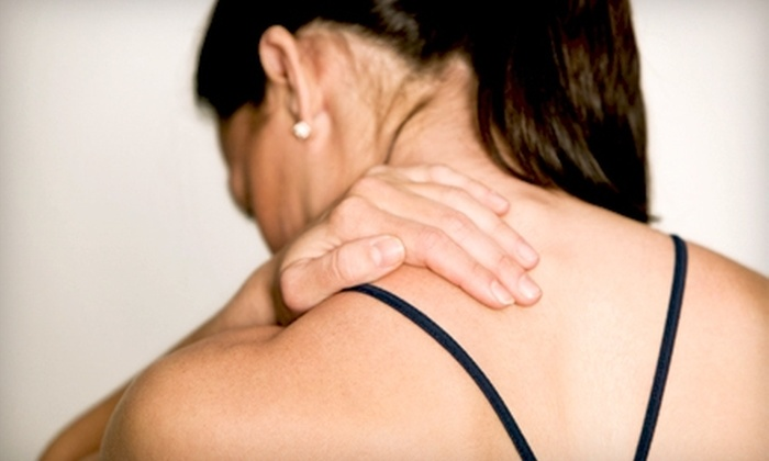 Shen Ti Therapy - Central City: $35 for Two 30-Minute Trigger-Point Neck-and-Shoulder Release Treatments at Shen Ti Therapy ($70 Value)