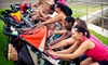 FIT4MOM of Rockland - Multiple Locations: Stroller Strides or Stroller Barre Classes from FIT4MOM (Up to 63% Off). Two Options Available.