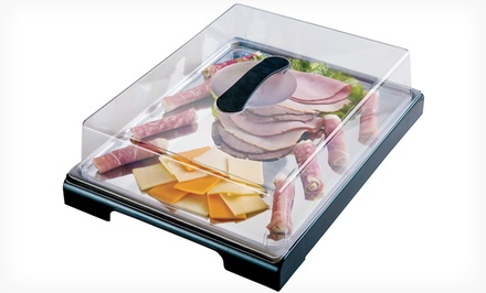 Square Buffet Cooling Platter. Free Returns.