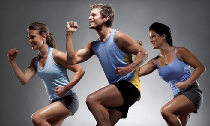 New Haven Strength & Fitness - Wooster Square / Mill River: $18 for a Month of Unlimited Fitness Classes at New Haven Strength & Fitness (Up to $49.95 Value)
