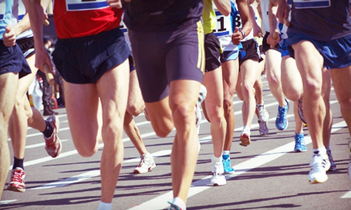 DC Running Club - Georgetown: Entry for One in One Meal One Mile 5K or 8K Sponsored by DC Running Club (Up to 52% Off)