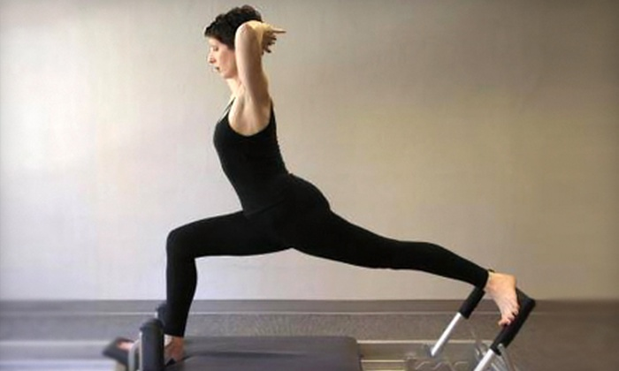 Studio Adrienne - Downtown: Pilates-Class Package or Five Pilates Lessons at Studio Adrienne (Up to 68% Off)