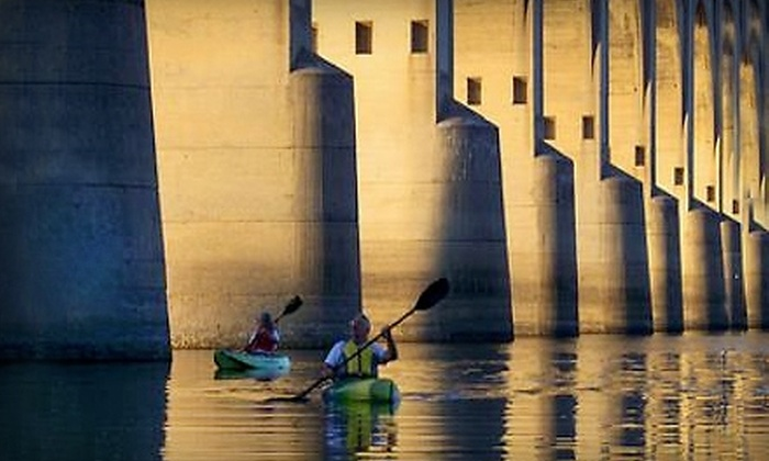 Susquehanna Outfitters - Harrisburg: $19 for a Half-Day Kayak Trip from Susquehanna Outfitters ($39 Value)