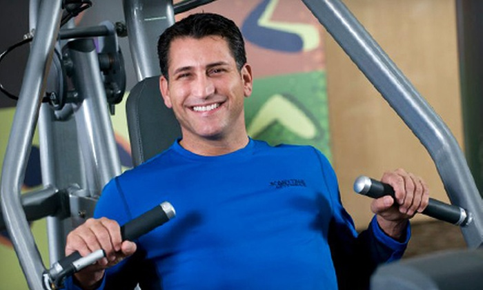 Anytime Fitness - Carrollton: Gym Memberships and Fitness Classes at Anytime Fitness in Carrollton. Three Options Available.