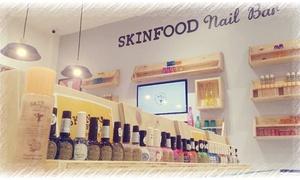 Skinfood Nail Bar: Up to 55% Off Manicures at Skinfood Nail Bar