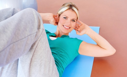 $95 for Entry to Fit Figure 42: Six-Week Online Fitness and Fat-Loss Program ($247 Value)