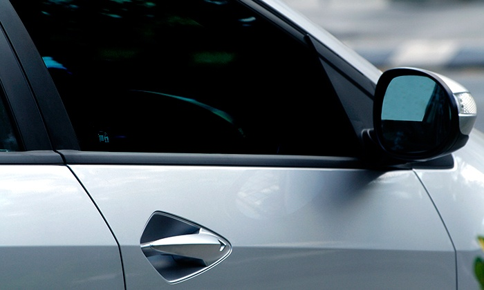 Dynamic Appearance Inc - Norcross: On-Location Window Tinting for a Car from Dynamic Appearance Inc (50% Off)