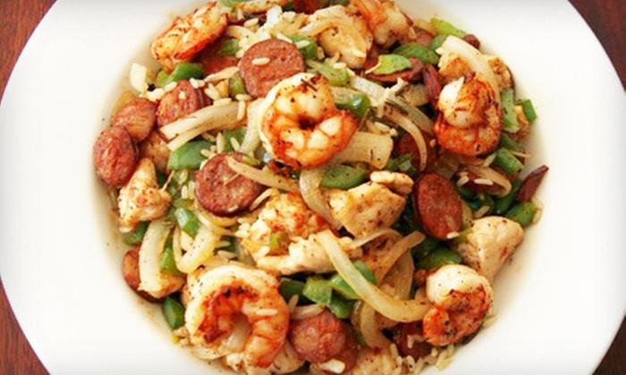 JACKshrimp - Mariners Mile: $20 for $40 Worth of New Orleans–Style Food at JACKshrimp