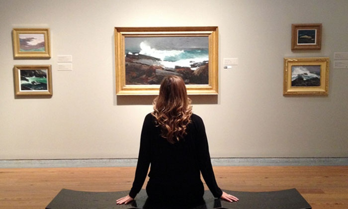 Portland Museum of Art - Arts District: Museum Outing for Two Adults or Two Adults and Two Teens at Portland Museum of Art (Half Off)