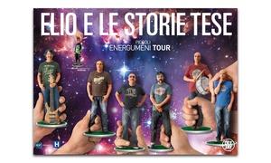 F&P GROUP: Elio e le Storie Tese con Piccoli Energumeni Tour il 7 maggio al Palalottomatica di Roma (sconto 40%)