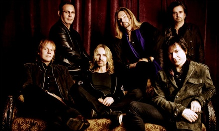 Styx with Package Option at NYCB Theatre at Westbury on Friday, November 14 or Saturday, November 15 (Up to 50% Off)