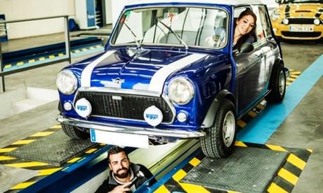 ITV con tasas incluidas para vehículos de gasolina, diésel y motocicletas desde 29,95 € en ITV A-42