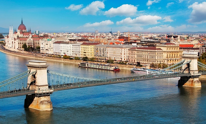 Danube River Cruise With Airfare From Great Value Vacations In - Danube cruise