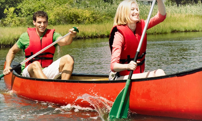 Life Adventure Center of the Bluegrass - Life Adventure Center of the Bluegrass: Outdoor Adventure Race for One or Two on Saturday, August 25 at Life Adventure Center of the Bluegrass (Up to 60% Off)