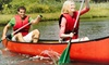 Life Adventure Center - Life Adventure Center of the Bluegrass: Outdoor Adventure Race for One or Two on Saturday, August 25 at Life Adventure Center of the Bluegrass (Up to 60% Off)