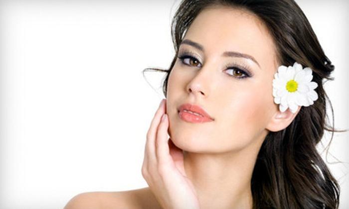 Diva Salon - Ala Moana - Kakaako: One or Three Eyebrow and Lip Waxes or Three Eyebrow Waxes at Diva Salon (Up to 56% Off)