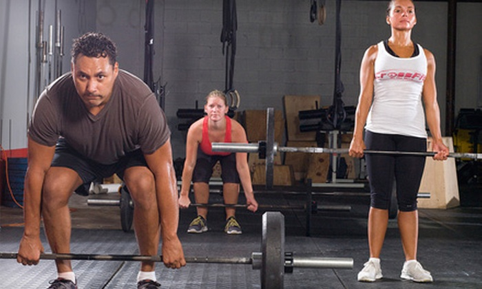CrossFit On the Move - Stonebridge Condos: 6, 12, or 24 CrossFit Classes with 3 Intro Courses at CrossFit On the Move in Alpharetta (95% Off)