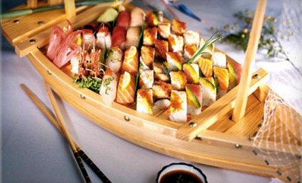 $40 Groupon to Edo Japanese Steakhouse - Edo Japanese Steakhouse in St. Petersburg