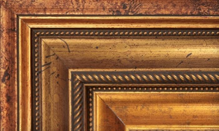 Artworks Art & Frame, Inc. - Excelsior: $35 for $75 Worth of Custom Framing at Artworks Art & Frame, Inc., in Excelsior