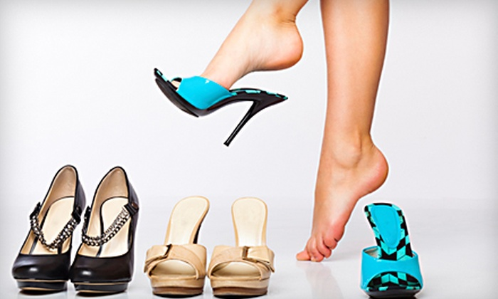 The Shoe Outlet - Homewood: $25 for $50 Worth of Women's Designer Shoes at The Shoe Outlet in Homewood