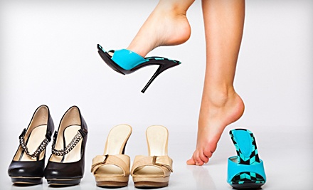 $50 Groupon to The Shoe Outlet - The Shoe Outlet in Homewood