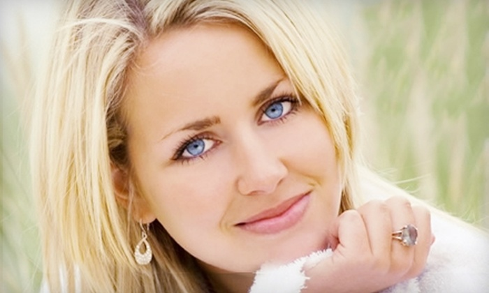 Blush Salon & Day Spa - Willamette: $60 for $125 Worth of Hair Services With Lans at Blush Salon & Day Spa in West Linn