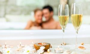 Vitacuzzi: 3 uur privé-sauna arrangement voor twee personen bij Vitacuzzi