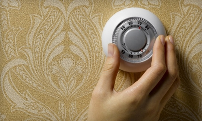 One Hour Heating & Air Conditioning - Hutchinson: $49 for Air Conditioner Precision Tune-Up Services from One Hour Heating & Air Conditioning ($127 Value)