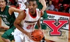 Youngstown State University Men's Basketball - Smokey Hollow: Ticket Packages for Youngstown State University Men's Basketball. Choose Between Two Options.
