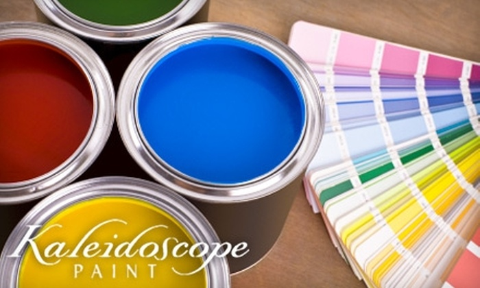 Kaleidoscope Paint - Buckman: $25 for $50 Worth of High-Quality Paint and Supplies at Kaleidoscope Paint