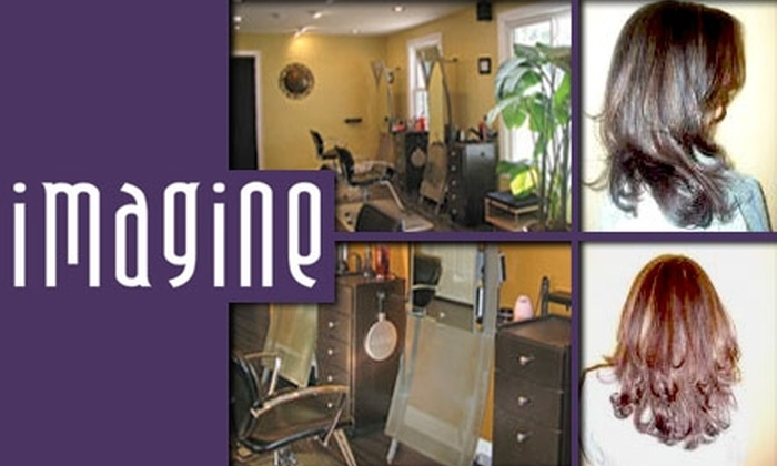 Imagine Design Team - Berry Hill: $30 for $75 Worth of Hair Services at Imagine Design Team