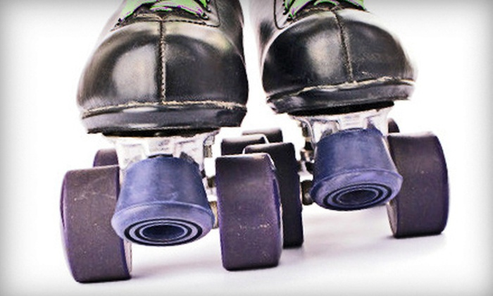Roller King - Roseville: Roller Skating and Rentals for Two ($18 Value)
