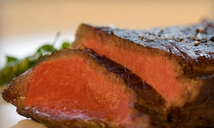 Pete Miller's Seafood and Prime Steak - Multiple Locations: $25 for $50 Worth of Upscale Fare and Drinks at Pete Miller's Seafood and Prime Steak