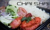 Chai Shai - Western 49-63: $7 for $15 Worth of Pakistani and Indian Fare and Teas at Chai Shai