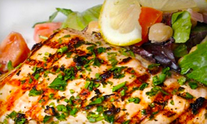 Tannins Restaurant and Wine Bar - San Juan Capistrano: $25 for $50 Worth of Italian Fare and Cocktails at Tannins Restaurant and Wine Bar in San Juan Capistrano