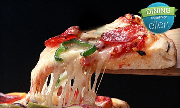 Vinny's Pizzarama - Hatfield: $18 for a Pizza Meal with Appetizer, Large Salad, and Large Pizza at Vinny's Pizzarama in Hatfield (Up to $40.25 Value)