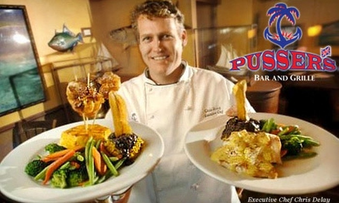 Image result for Pusser's Caribbean Grille