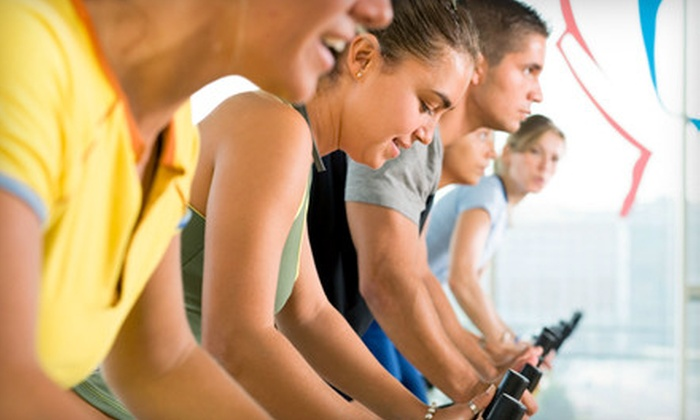 SWEAT Cycling & Personal Training - Lincoln Village: 10 or 20 Group Fitness Classes at SWEAT Cycling & Personal Training (Up to 83% Off)