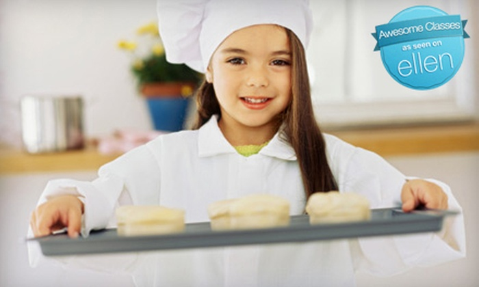 Cucina Bambini - Broadway - Palmhaven: One or Three Kids' Cooking Classes at Cucina Bambini