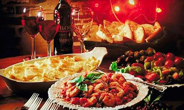 Bistro 42 - Prospect: $8 for $16 Worth of Casual Italian and American Fare at Bistro 42 in Prospect