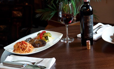 $40 Groupon for Dinner - Frankie's Italian Kitchen & Bar in Chilliwack