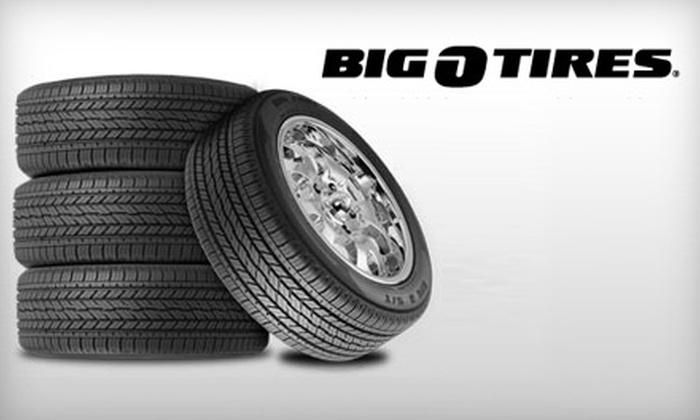 Big O Tires - Millcreek: $19 for a Healthy-Car Special at Big O Tires ($39.95 Value)