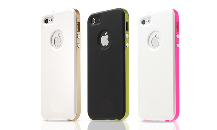 GabbaGoods Ultra Sleek Slim Fit Case for iPhone 5/5S: GabbaGoods Ultra Sleek Slim Fit Case for iPhone 5/5S